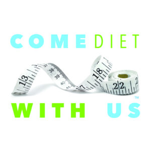 Come Diet With Us logo tm