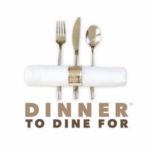 Dinner To Dine For logo
