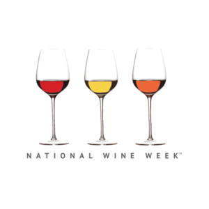 National Wine Week logo tm