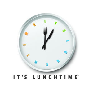 Its lunchtime 2